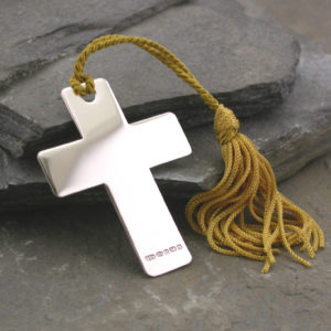cross bookmark S
